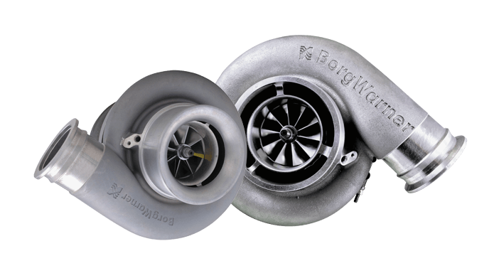 SX and SX-E Turbochargers, Designed to Race