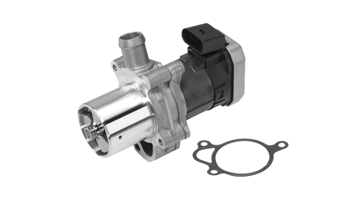 Electrical EGR Rotational Valve