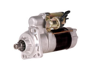 31MT Commercial Vehicle Starter