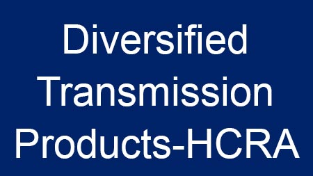 Diversified Transmission Products - HCRA