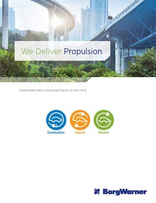 Annual Reports - Borgwarner