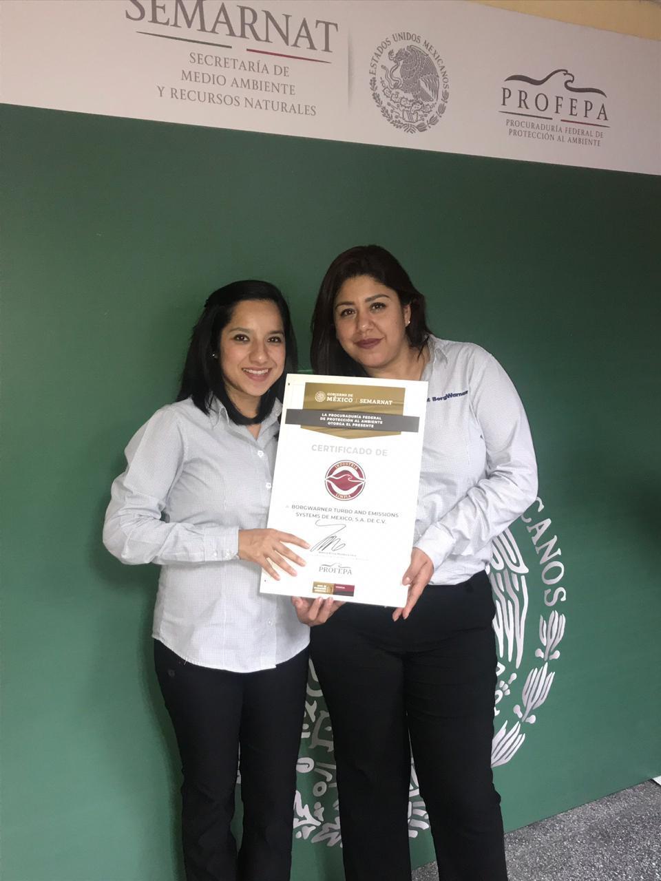 Clean Industry Certificate