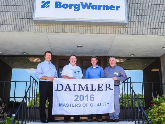 Daimler Fletcher Award