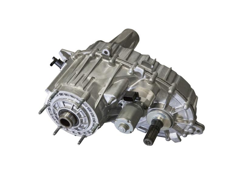 Electro-mechanical Transfer Case