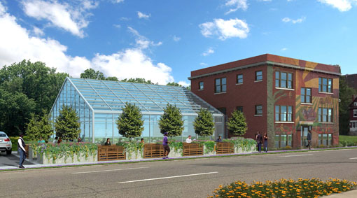 BorgWarner Helps Launch Crowdfunding Campaign for Urban Agrihood in Detroit