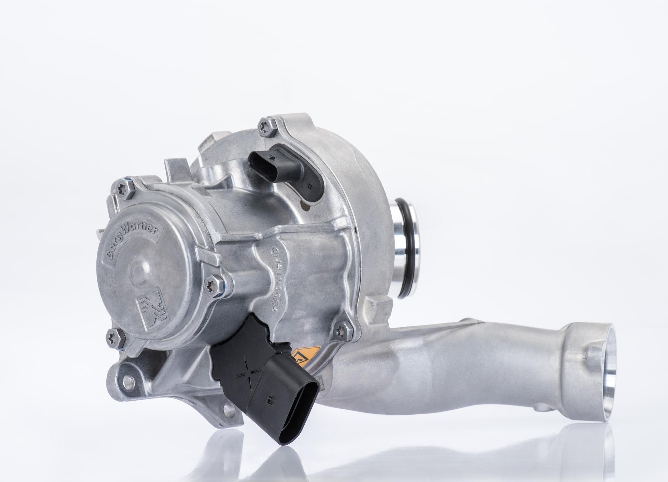 Borgwarner S Ebooster 174 Electrically Driven Compressor