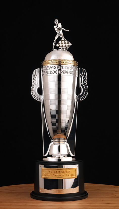 The Indianapolis 500 Borgwarner