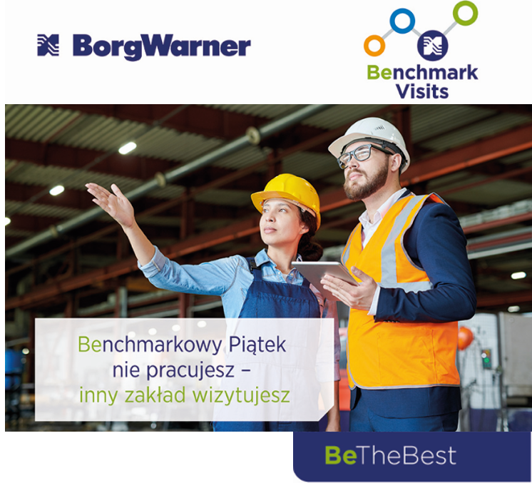 Benchmark Visits_BorgWarner Turbo Systems