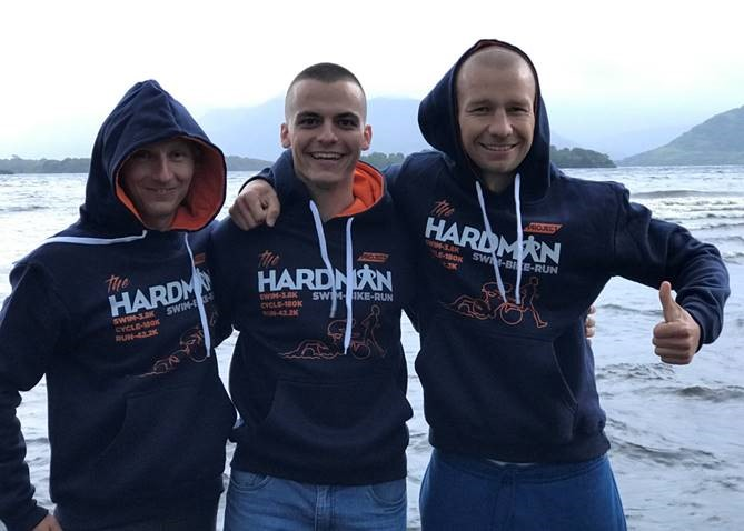 BW Turbo Systems at Hardman Triathlon Champion