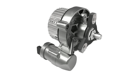 Electro-Hydraulic Coupling