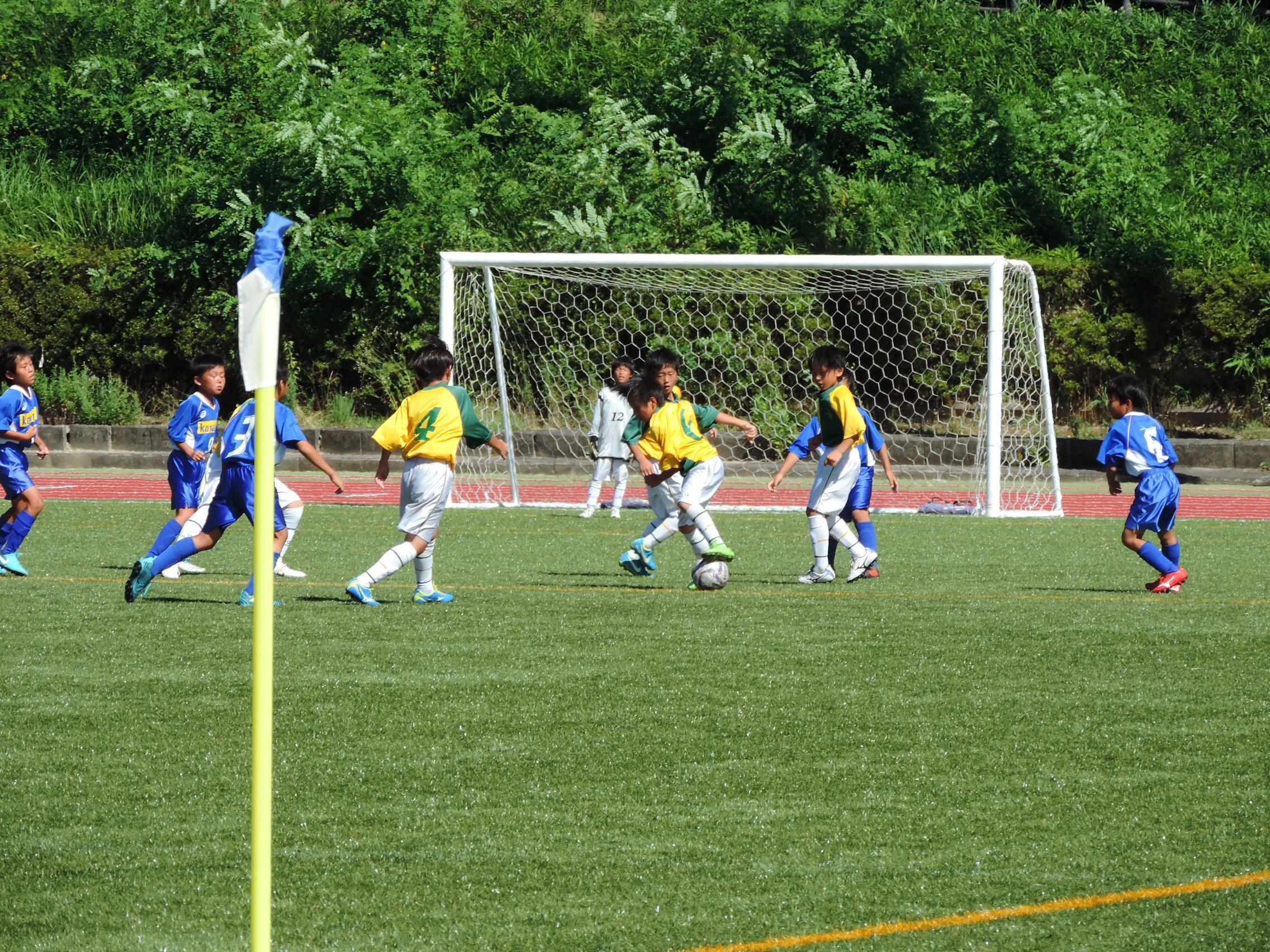BorgWarner Cup Soccer2